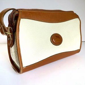 Dooney & Bourke Pebbled Leather Vintage Crossbody